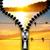 Sunrise Zipper Lock Screen Best icon