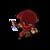 Red Ninja Hokage icon