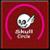 Dots Circle Skull jump COC icon