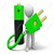 Batterys_man icon