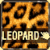 Leopard Print LiveWallpapers 2X icon