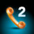 Line2: Unlimited Calls/Texts icon