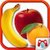 Preschool Real Fruit And Veggie icon