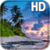 Tropical Sunset LWP Free app for free