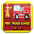 Fire Truck Games For Kids Free icon