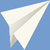 Flappy Paper Plane HD icon