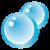 Galaxy S5 Bubble Live Wallpaper HQ icon