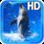 Animal Dolphin Live Wallpaper icon