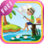 FISHING ON RIVER icon