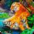 Tiger Family Live Wallpaper icon