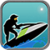 Speed boat in Trouble icon