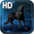 Night Horse Live Wallpaper app for free