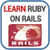 Learn Ruby on Rails app for free