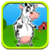 Farm Cow Run icon