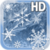 Snowflakes Frozen LWP app for free