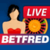 Betfred Live Casino App icon