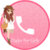 Pink Caller Screen Dialer app for free
