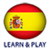 Learn and play Spanish free icon