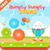 Humpty Dumpty Baby Drums - Kids Drum Set Game app for free