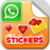 Love Sticker for Valentine Day app for free