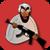 Pixel Terrorist Bomb Killer icon