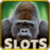 Slot Machine : Wild Gorilla icon