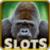 Slot Machine : Wild Gorilla app for free