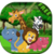 JUNGLE SAFARI Game Free icon
