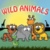 Wild Animals for kids app for free