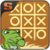 Tic Tac Toe Multiplayer Safari icon