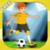 CRAZY FOOTBALL Free icon