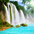 Amazing Waterfalls Live icon