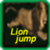 Running Lion Games Free icon
