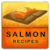 Salmon recipe icon