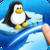 Penguin Slice Fun icon