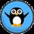 Flying Penguin - Free icon