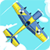 Vintage plane fighting app for free