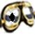 Gogles photo frame icon