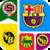 Quiz Football Logo  Game icon