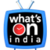 WHATS ON INDIA  TV Guide App  Iphone icon