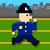 Crazy Police FREE icon