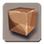 Cube 10x10 icon