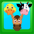 Match 3 Farm Animals icon