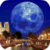 Magic Blue Moon Live Wallpaper icon