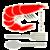 Shrimp recipe icon