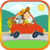 Puzzles for children: cars app for free