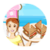 Barbie Cooking Smoked Salmon Sandwiches icon