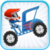Becak hill climb racing app for free