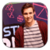 Jorge Blanco Violetta Puzzle app for free