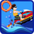 Speed Boat Death Race icon